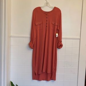 New with tags t shirt maxi dress